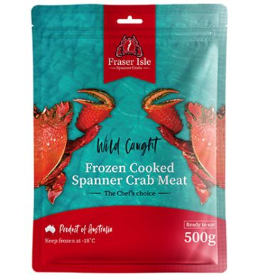 Frozen Cooked 500g
